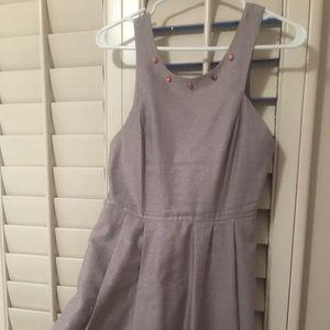 BCBG Generation 3-Pleat A-line Dress